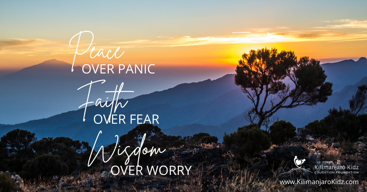 Peace Faith Wisdom