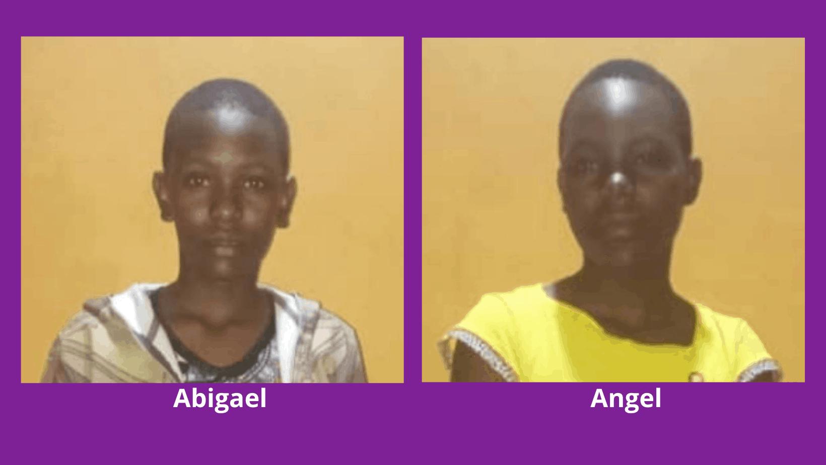 Abigael and Angel